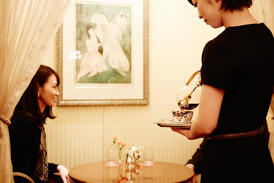 ロイヤルクリスタルカフェのコンセプト写真