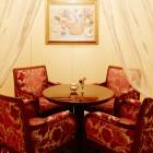 ロイヤルクリスタルカフェの予約席写真